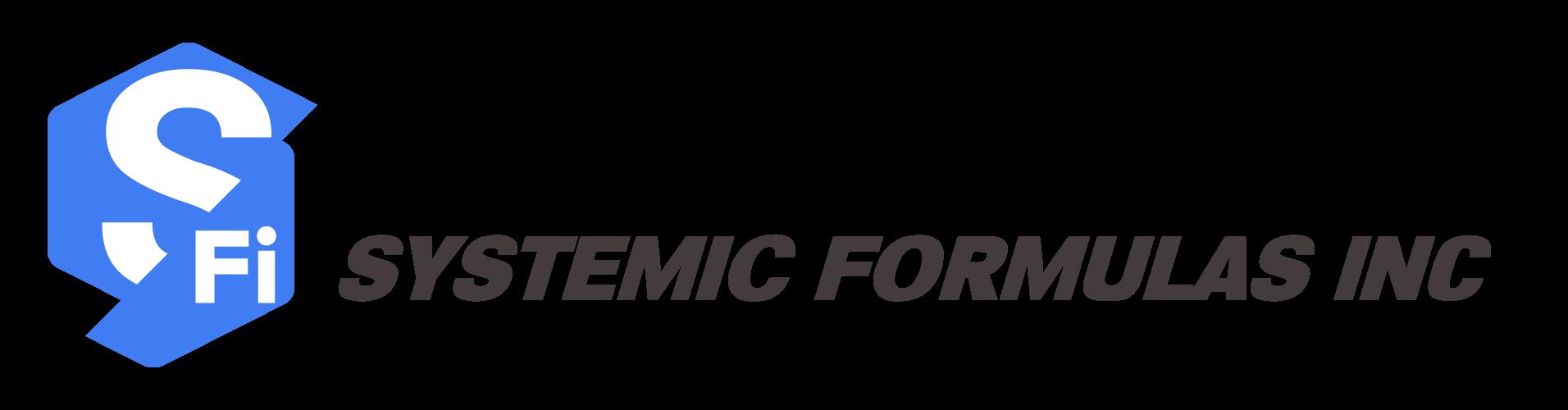 Systemic Formulas